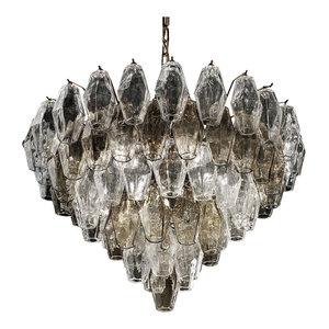 Henry Murano Glass Chandelier