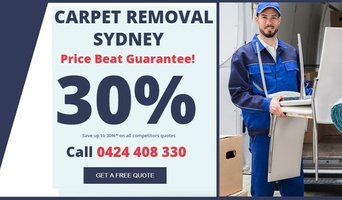 Carpet Removal Sydney