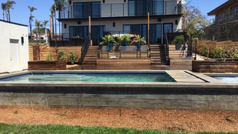 leucadia custom pool