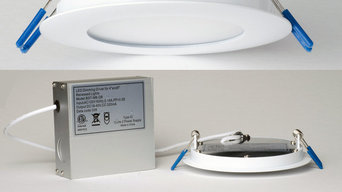 LED Recessed Lighting Super Thin 4""