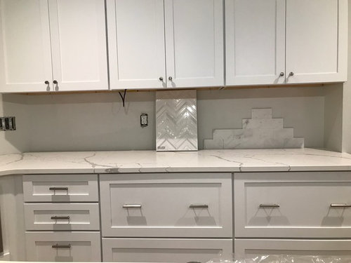 Need Help Deciding On Which Backsplash Looks Best With