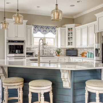 Bright and Beautiful Kitchen Remodel