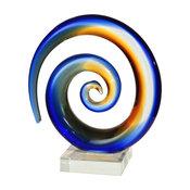 MystificationHandcrafted Art Glass Sculpture