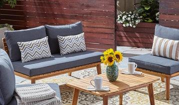 Outdoor Lounge Furniture Under $999