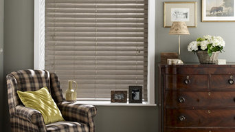 Haze Faux Wooden Blinds