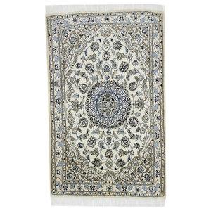 Nain 9La Persian Rug, Hand-Knotted, 156x98 cm