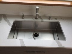 Soap Dispenser In New Sink Or No