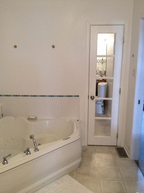 Partial Bathroom Reno