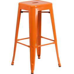 outdoor bar stools and counter stools by flash furniture
