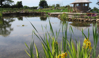 The immersive water garden project