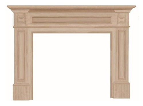 Classique Mantel Traditional Fireplace Mantels By