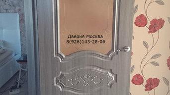 Двери Изабелла 3D