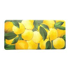 Premium Kitchen Anti Fatigue, Lemons