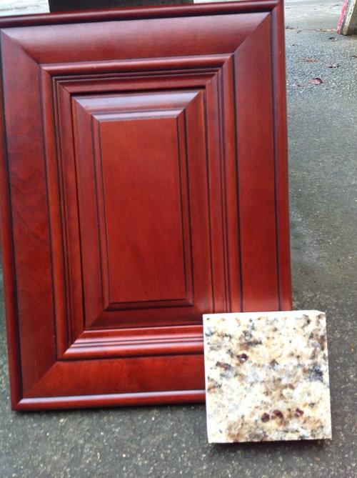 Hardwood Floor Color Matching Kitchen Cabinets