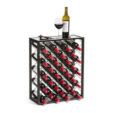 50 Most Popular Tabletop Wine Racks For 2019 Houzz