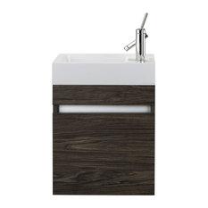 Cutler Kitchen U0026 Bath   Picallo Space Saver Vanity, Tete A Tete