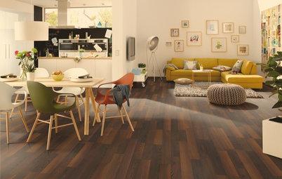 Suelos laminados: Una interesante alternativa al pavimento de madera