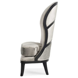 Transitional Armchairs And Accent Chairs by Gilded Home