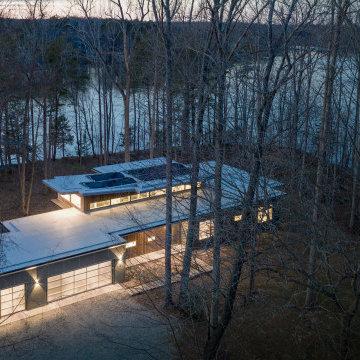 Wolf-Huang House on Lake Orange