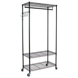 Contemporary Clothes Racks by Oceanstar