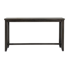 Sunset Trading Shades Of Gray Small Pub Table