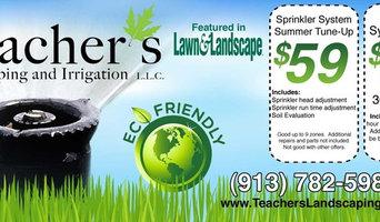 Landscaping & Irrigation Deals