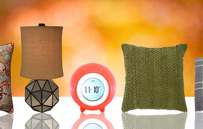 Shop Houzz: Fall Back, Change Your Clocks