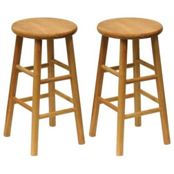Perfect Contemporary Bar Stools And Counter Stools by Winsome