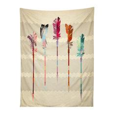 Deny Designs Iveta Abolina Feathered Arrows Tapestry