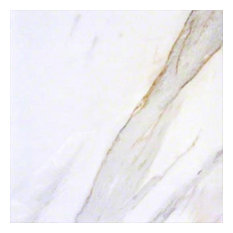 Polished Tile, Pietra Calacatta, Sample