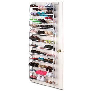 Mahogany Veranda 4 Tiers Shoes Rack - Transitional - Shoe ...