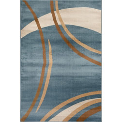 Contemporary Area Rugs by WORLD RUG GALLERY