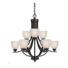 Value Collection 8002 9 Light Chandelier