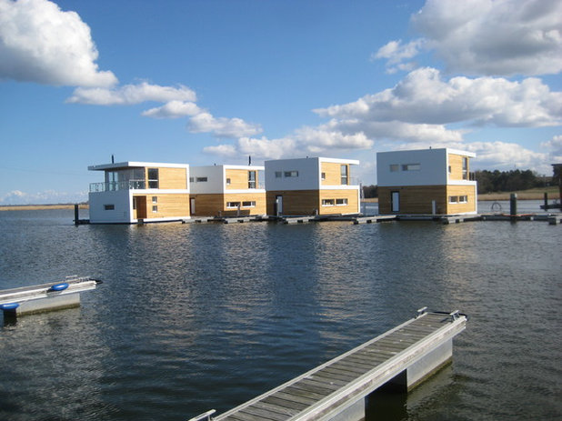 Maritim Rendering by Floating Architecture