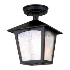 Traditional Old English Style Outdoor Porch Lantern