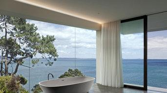 concrete Bay view House