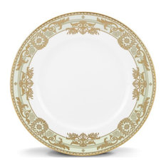Marchesa Couture Rococo Leaf Dinner Plate
