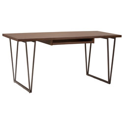 Industrial Desks And Hutches by Simpli Home (UK) Ltd