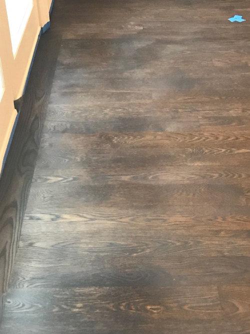 Wood Floor Finishing Problems