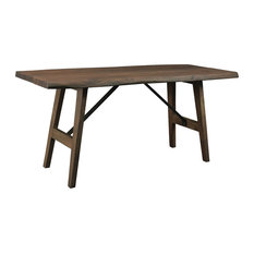 Denali Brown Counter Height Dining Table