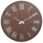 IMAX Worldwide Home - Loxley Oversized Wall Clock - *Please Note*