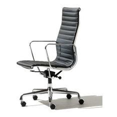 - Herman Miller | EAMES ALUMINIUM GROUP Group Executive Chair - Office Chairs