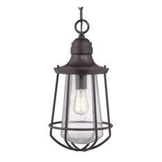 Marine Outdoor Medium Hanging Lantern, Medium