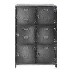 industrial storage cabinet with doors.  Doors Base Industrial  3Tier Steel Storage Locker Cabinets In Cabinet With Doors