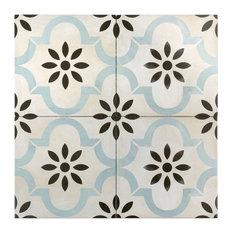 "9""x9"" Bella Prado Glazed Porcelain Tile"