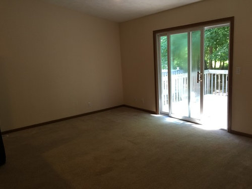 Help Furnishing Decorating Empty Small Living Room Dining