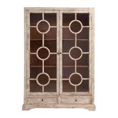 Kats Glass Cabinet