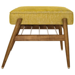 Midcentury Footstools & Ottomans by 366 Concept Retro Furniture