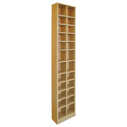 Contemporary DVD & CD Racks by Watsons on the web