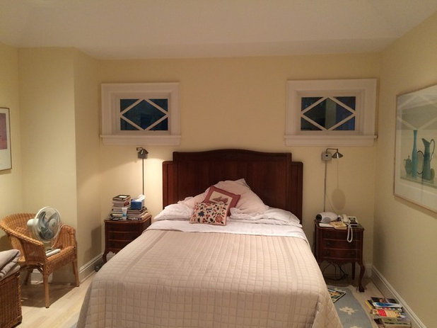 Room of the Day: Built-Ins Boost Storage in a Master Bedroom